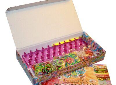 Loom Twister heegelkummide stardipakk 1000tk